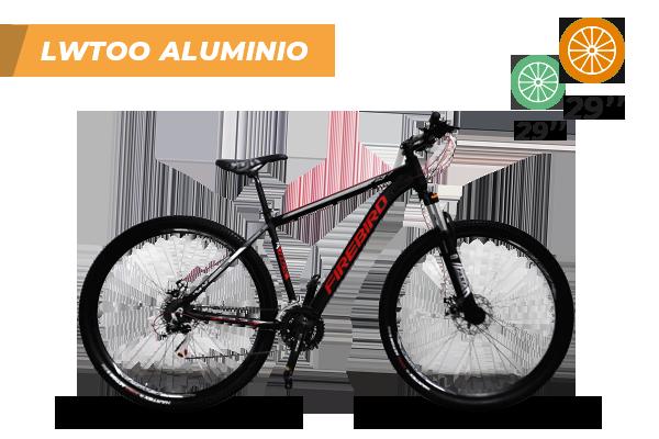 Bicicleta MTB N.29 21 vel LTWOO  (2) [M2864]