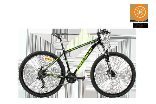 Bicicleta MTB Rod 29 24 vel Shimano  (2) [M2910]