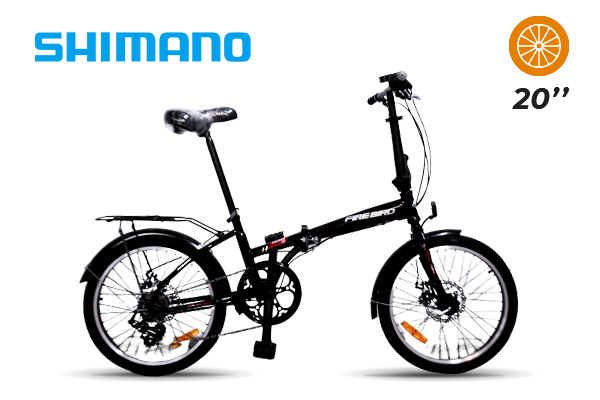 Bicicleta Plegable R20 freno Disco  (6) [M2912]