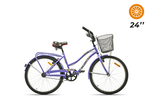 Bicicleta Playera Dama Full R24  (1) [M2954]