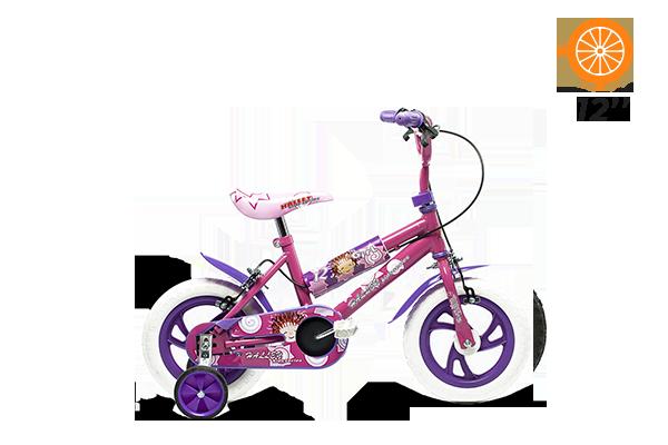 Bicicleta Kids Halley Asterix R12 Nena kids (2) [M2903]