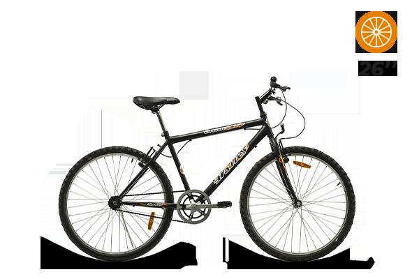 Bicicleta Halley Classic R26 Hombre 1 Vel  (5) [M2951]