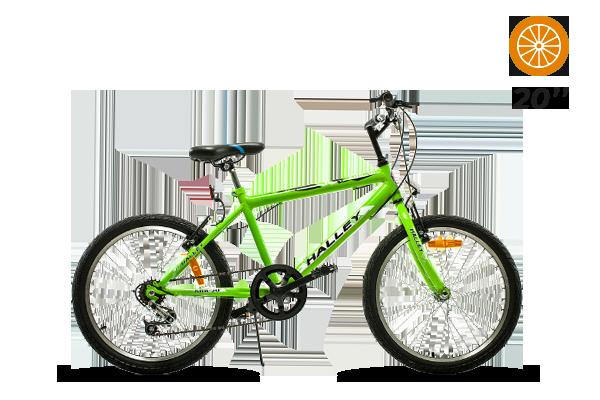 Bicicleta Halley MTB Kids Classic R20 3V BIN19070 kids (3) [M2906]