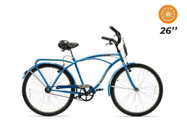 Bicicleta playera Hombre R26  (2) [M2865]