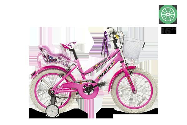 Bicicleta Halley Sprint Lady Tour Lujo BIN 19060 kids (1) [M2905]