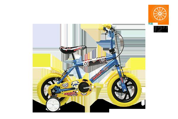 Bicicleta Kids Halley Asterix R12 Varon kids (1) [M2904]