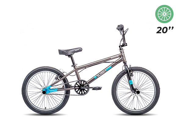 Bicicleta Rush Bmx  (1) [M2772]