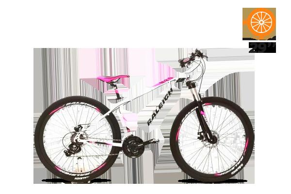 Bicicleta RALEIGH MOJAVE 2.0 DAMA MTB N.29 BIN2.D-29 (1) [M2855]