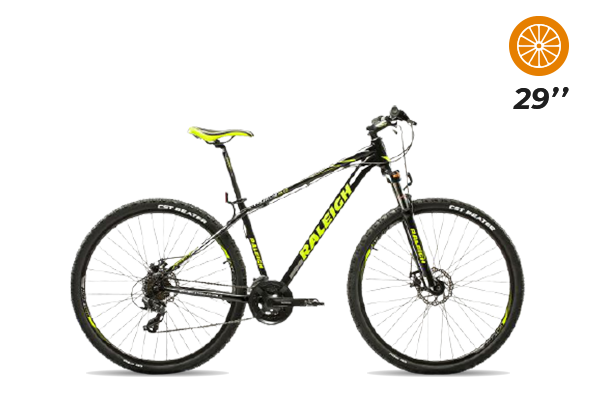 Bicicleta RALEIGH MOJAVE 2.0 MTB N.29 BIN2.029 (4) [M2854]