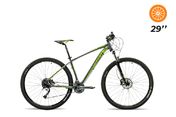 Bicicleta RALEIGH MOJAVE 5.5 MTB N.29 Linea 2020 (1) [M2856]