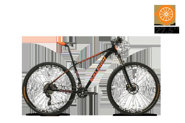 Bicicleta RALEIGH MOJAVE 7.0 DELUXE MTB N.27,5  (2) [M2857]