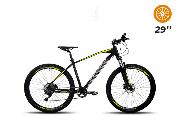 Bicicleta RALEIGH MOJAVE 5.5 2021 MTB N.29 BIN5.5 Linea 2021 (2) [M2914]