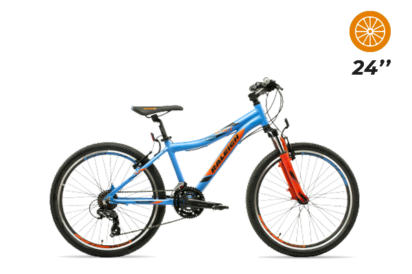 Bicicleta RALEIGH R24 Scout - Freno Disco -BINSCOUT24 (2) [M2937]
