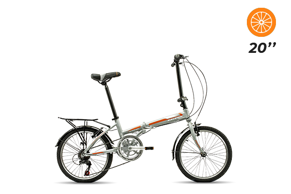 Bicicleta RALEIGH PLEGABLE STRAIHGHT R20 6V -  (13) [M2936]