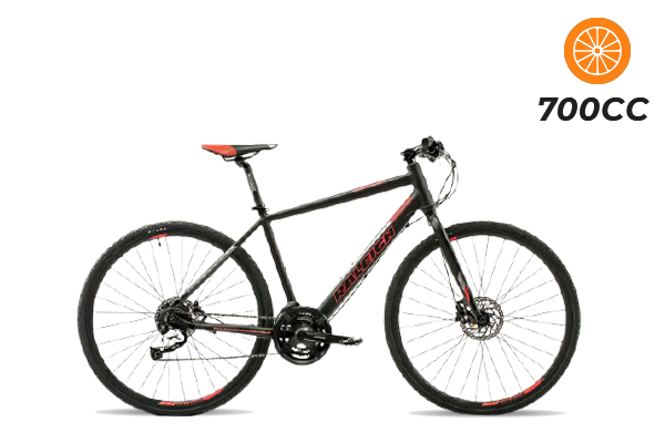 Bicicleta RALEIGH URBAN 1.1 (2) [M2859]