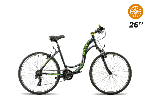 Bicicleta RALEIGH VENTURE 3.0 (1) [M2860]