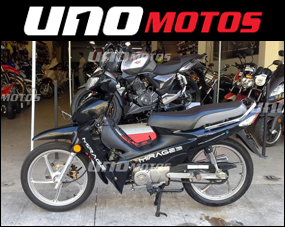 Corven Mirage 110 Full Aleacion / Disco Usado 2014 con 1900 Km