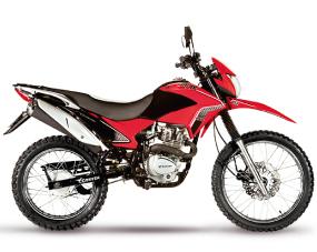 Corven Triax 150 R3 Rayo / Disco