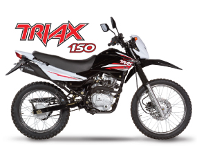 Triax 150 New