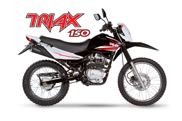 Triax 150 New 2019 (1) [M1460]