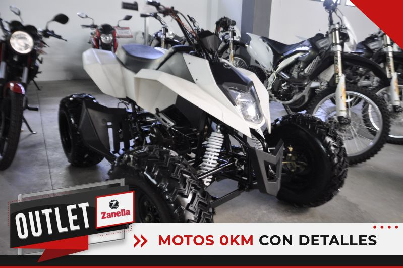 Cuatri FX 250 King Mad Max 2016 Outlet Z (1) [M2841]