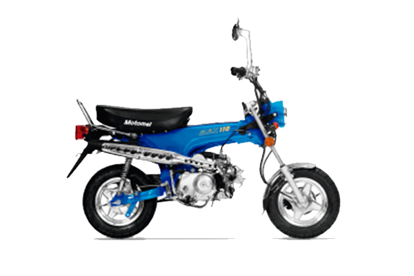 Max 110cc Modelo Anterior