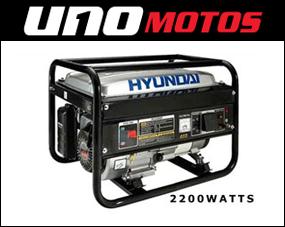 GENERADOR HYUNDAI HHY2200F 2200watts