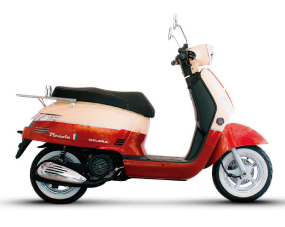 Piccola 150 Scooter