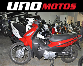 Honda Biz 125 ES Usada 2013 Con 17000Km  - INT 12868
