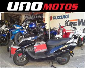 Honda Elite 125 Usado 2014 con 5.500 Km Int:6188