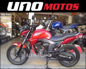 Honda Invicta 150 Usada 2014 Con 25.300 Int: 6179