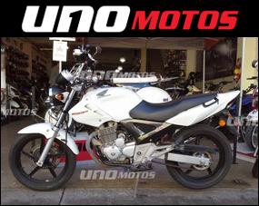 Honda Twister 250 Usado 2013 9.700 Km Int: 6174