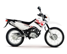 JS 125 6BE Enduro