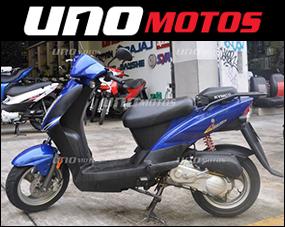 Kymco Agility 50 usada 2006 Con 800 Km