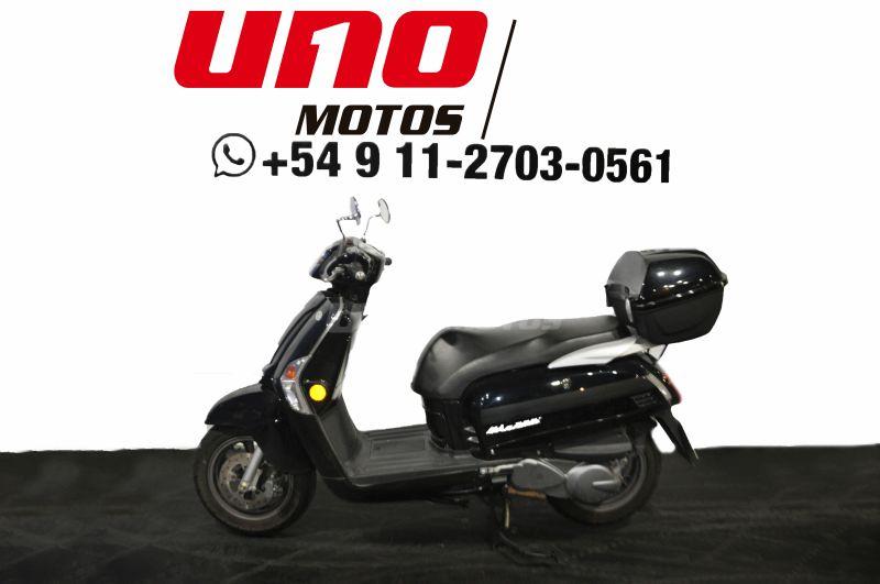 Like 200i usada 2018 con 6100km int 23659 (1) [M2671]