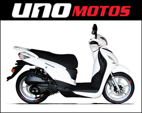 MD 150 N scooter  Certificacion Europea