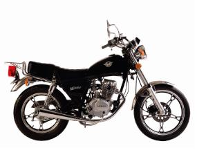 HD 150 Custom Negro