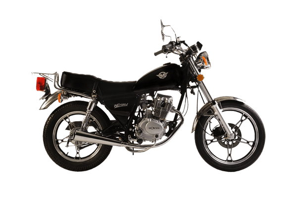 HD 150 Custom Negro (1)