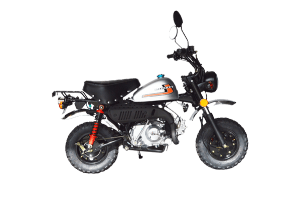 Monkey 50 70cc  (2)