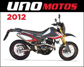VD 250 P Motard 2012 Negra