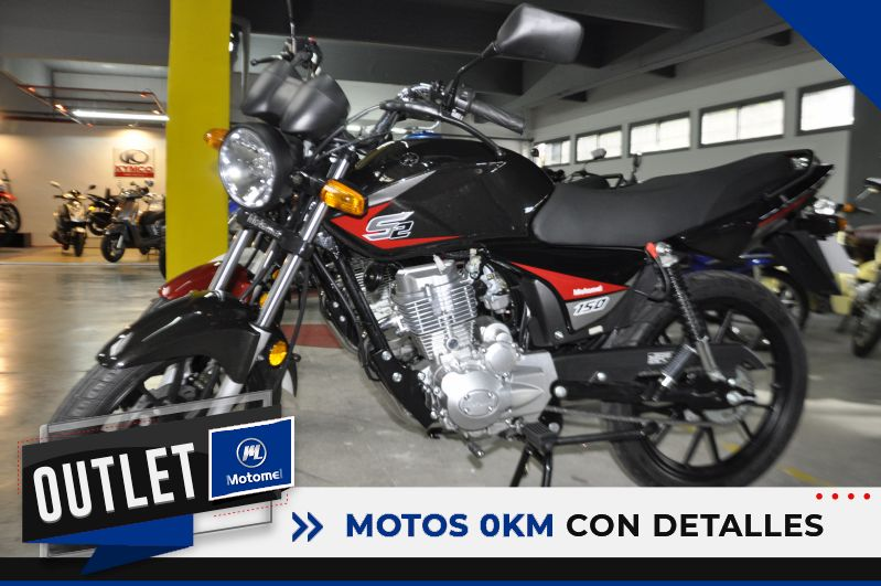 CG 150 S2 Full Linea 2018 Outlet M (1) [M2895]
