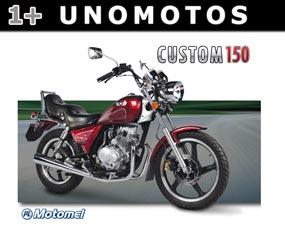 Custom 150cc Chopera Motomel