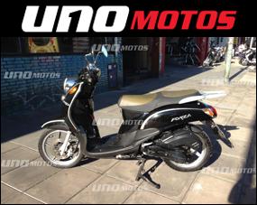 Motomel Forza 150 Scooter Usado 2011 con 16000 Km