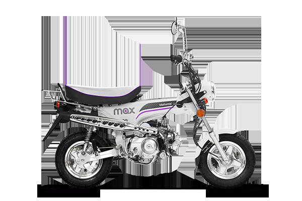 Max 110cc Cub Dax Usada Sin Patentar (1) [M2821]
