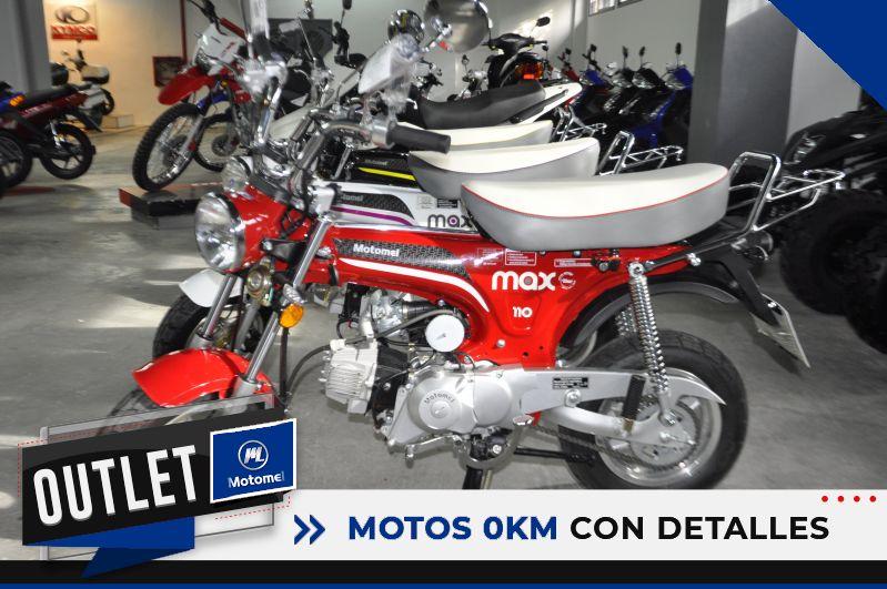 Max 110cc Cub Dax 2017 Outlet M (1) [M2892]