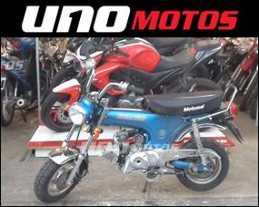 Motomel Max 110cc usado 2014 con 800 km int: 4880