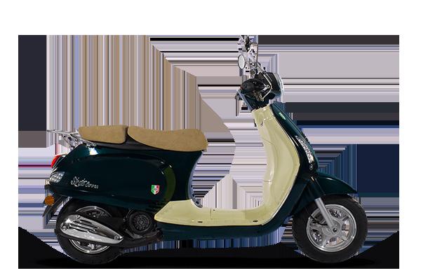 Strato Euro 150cc tipo Vespa 2021 (3) [M1090]