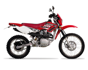 X3M 125cc
