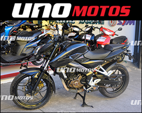 Rouser 200 Ns Usada 2014 Con 27800 Km Int 10531