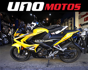 Rouser Rs 200 Usada 2017 con 16500km INT 17417
